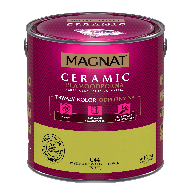 MAGNAT Ceramic C44 elegantní olivín  2,5L