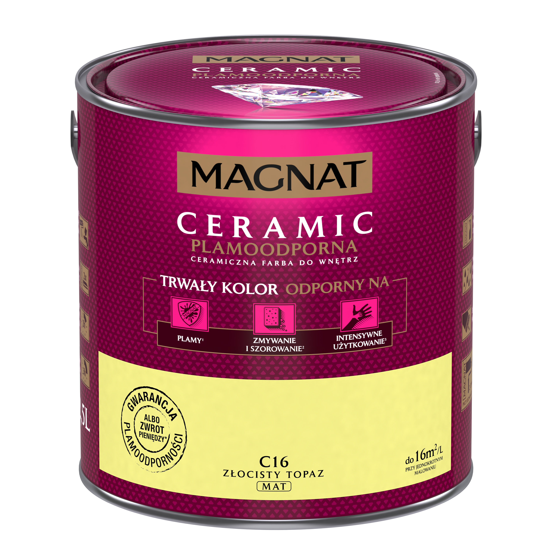 MAGNAT Ceramic C16 zlatý topaz  2,5L