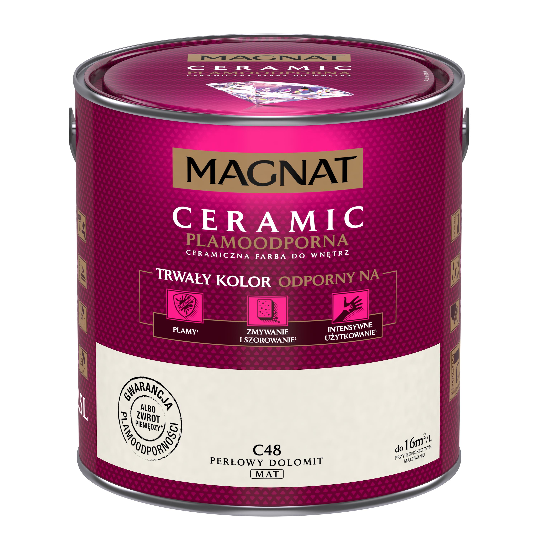 MAGNAT Ceramic C48 perlový dolomit  2,5L