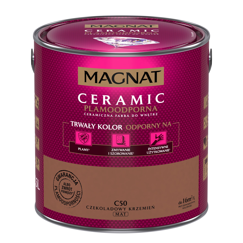 MAGNAT Ceramic C50 čokoládový pazourek  2,5L