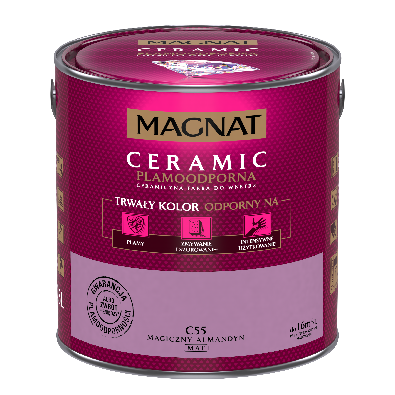 MAGNAT Ceramic C55 magický almadin  2,5L