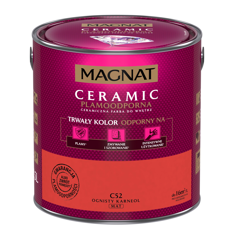 MAGNAT Ceramic C52 ohnivý karneol  2,5L