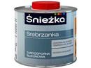 Sniezka Stříbřenka silikonová žáruvzdorná 0,8L stříbrná