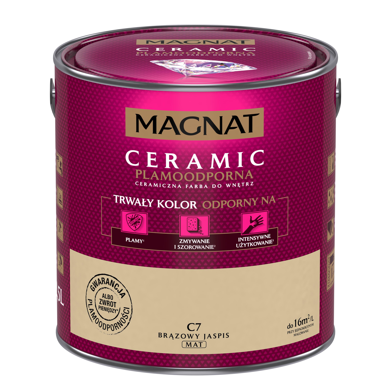 Sniezka MAGNAT Ceramic C 7  hnědý jaspis  2,5L