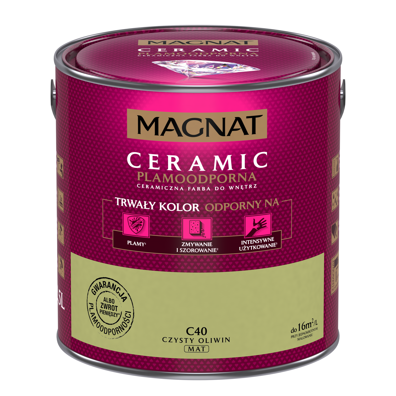 MAGNAT Ceramic C40  čistý nerost  2,5L