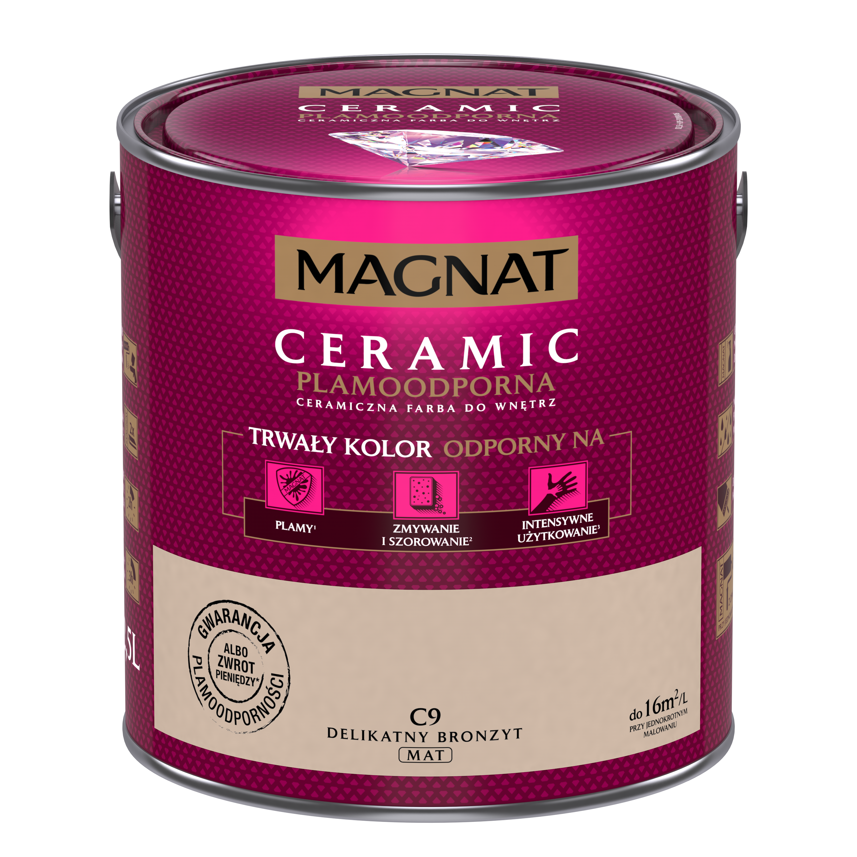 Sniezka MAGNAT Ceramic C 9 jemný bronzit  2,5L