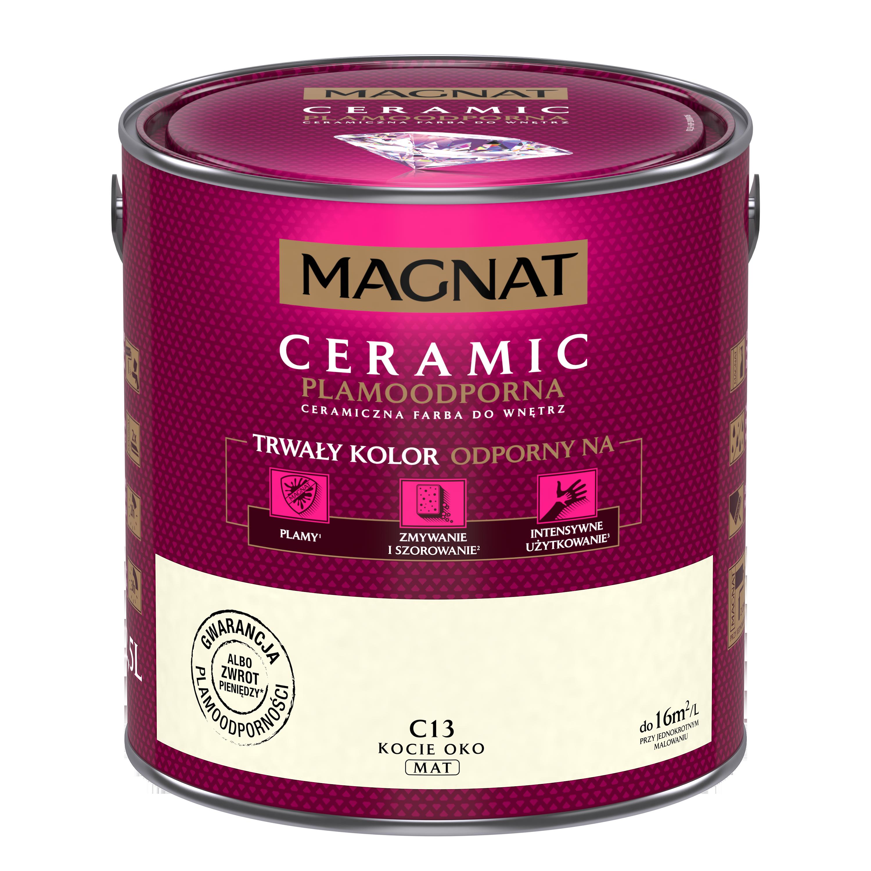 MAGNAT Ceramic C13 kočičí oko 2,5L