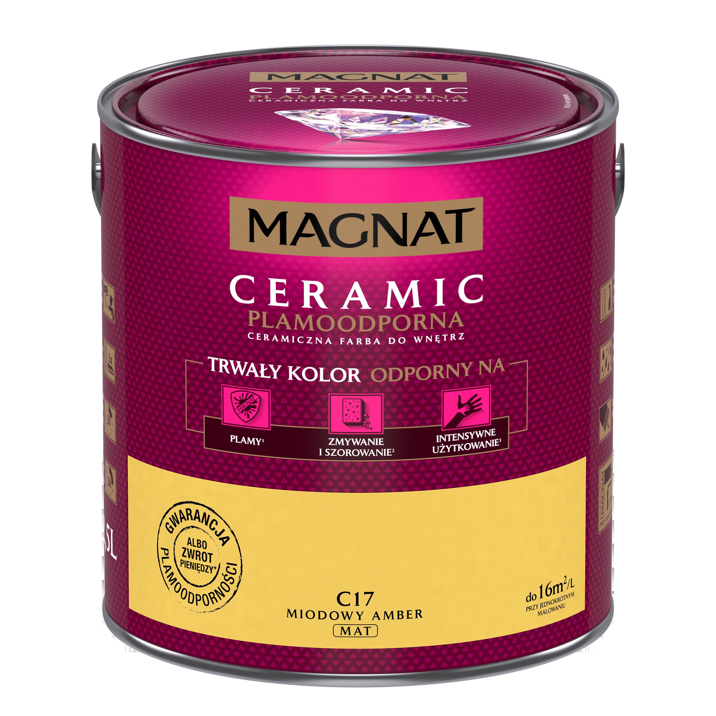 MAGNAT Ceramic C17 medový jantar  2,5L