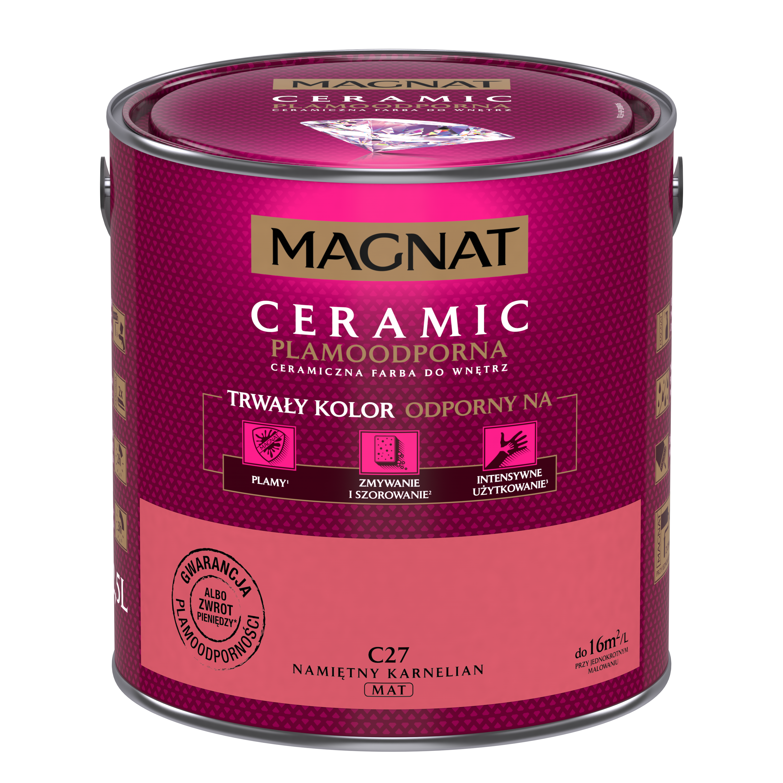 MAGNAT Ceramic C27 vášnivý karneol  2,5L