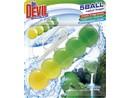 Dr. Devil WC 5ball BiCOLOR Natur fresh závěs 35g  6445