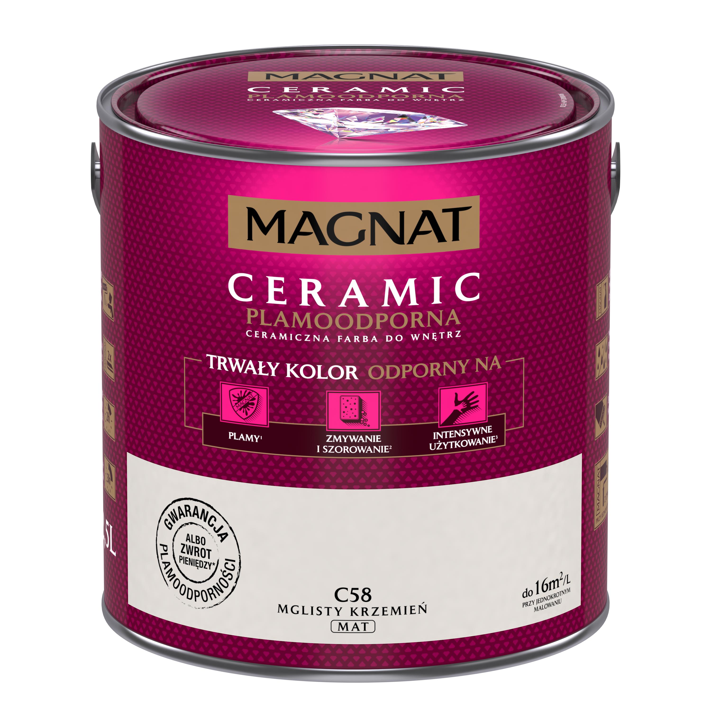 MAGNAT Ceramic C58 mlhavý pazourek 2,5L