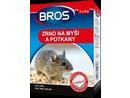Bros zrno na myši, krysy a potkany  120g