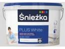 Sniezka Plus White malířská bílá 15kg