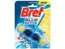 BREF Power WC závěs Blue Aktiv Citrus (50 g)  kuličky barvící
