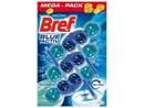 BREF Power WC závěs Blue Aktiv Eucalyptus (3x50 g)  kuličky barvící