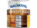 Balakryl voskový olej 0,75L dub bílý
