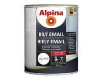 Caparol Alpina email lesk bílý 0,75 L