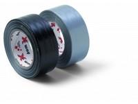 Páska X-WAY stříbrná tkaná 48mm/50m   Schuller 45799