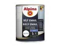 Caparol Alpina email MAT bílý 2,5 L