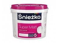 Sniezka SuperMATT bílý   5L