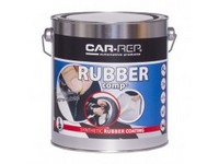 Tikkurila Maston Car-Rep Rubbercomp Wheelsilver high gloss 3L